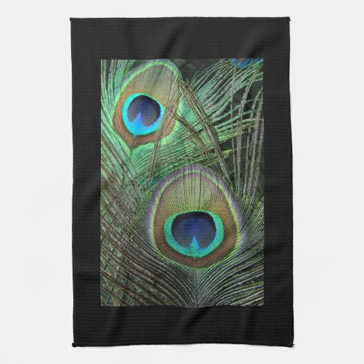 Choose from a variety of Peacock kitchen towels from Zazzle. Shop now for custom kitchen towels & more!