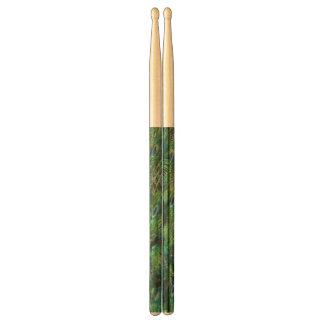 Proud Peacock Drum Sticks