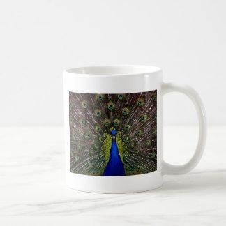 Proud Peacock Mug