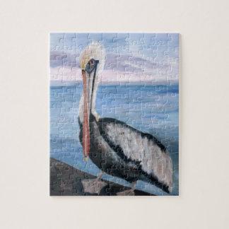 Proud Pelican Puzzle