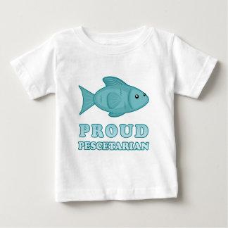Proud Pescetarian Baby T-Shirt