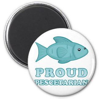 Proud Pescetarian Magnet