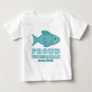 Proud Pescetarian Tee Shirt
