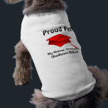 """Proud Pet - Human Obedience School Graduate Tee<br><div class=""""desc"""">Add your precious pooch&#39;s name and personalized message.  Great gift for your best friend.</div>"""