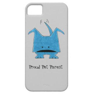 """""""Proud Pet Parent"""" Cellphone Case"""