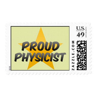 Proud Physicist Postage