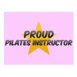 Proud Pilates Instructor Postcards