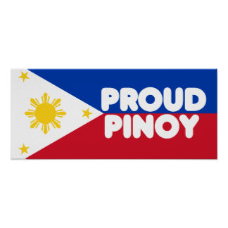 Proud Pinoy Poster