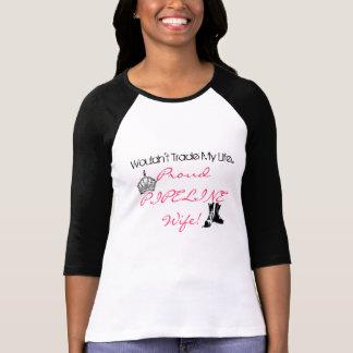 Proud Pipeline Wife T-Shirt