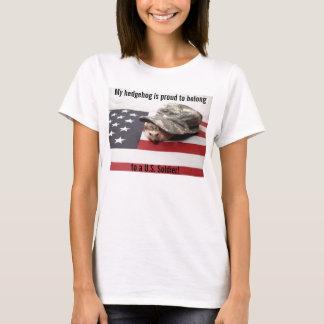Proud Pog Ladies T T-Shirt