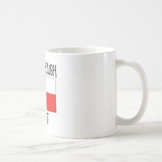 Proud Polish Aunt Classic White Coffee Mug