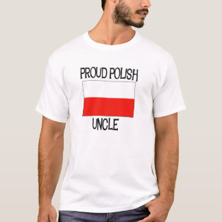 Proud Polish Uncle T-Shirt