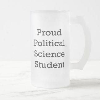 Proud Political Science Student Coffee Mug