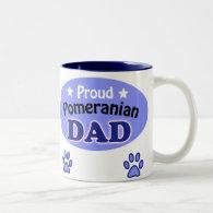 Proud Pomeranian Dad