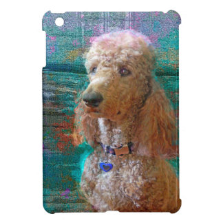 PROUD POODLE COVER FOR THE iPad MINI