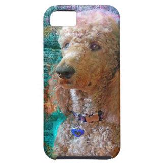 PROUD POODLE iPhone SE/5/5s CASE