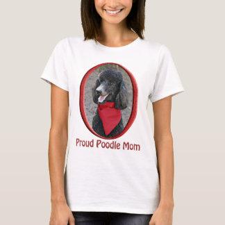 Proud Poodle Mom T-Shirt