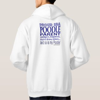 Proud Poodle - Proud Poodle Parent - Sweatshirt