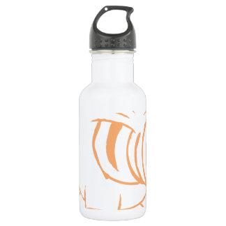 Proud porkatarian water bottle