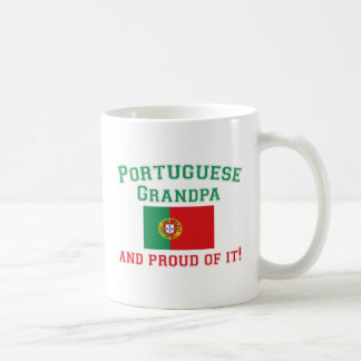 Proud Portuguese Grandpa Coffee Mug