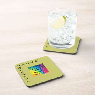 Proud & Powerful Coasters