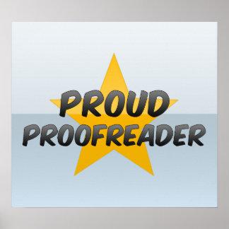 Proud Proofreader Print