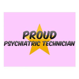 Proud Psychiatric Technician Post Card