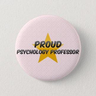 Proud Psychology Professor Button