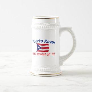 Proud Puerto Rican Coffee Mug
