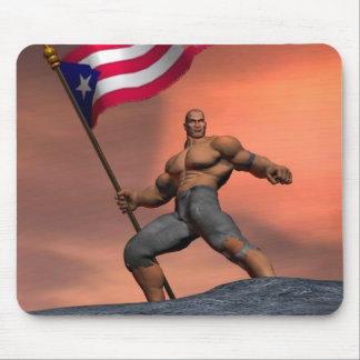 Proud Puertorrican Mousepad