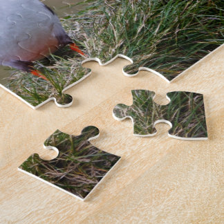 Proud Puffin Jigsaw Puzzle
