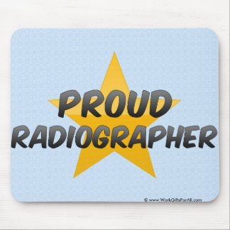 Proud Radiographer Mouse Pad