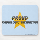 Proud Radiologic Technician Mouse Pads