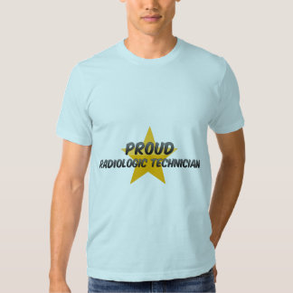Proud Radiologic Technician T-shirt