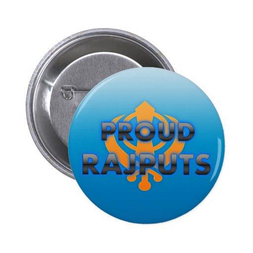 Proud Rajputs, Rajputs pride Pins