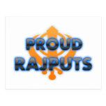 Proud Rajputs, Rajputs pride Post Cards