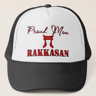 Proud RAKKASAN Mom Trucker Hat