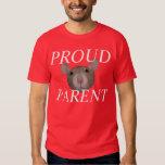 proud rat parent t-shirt