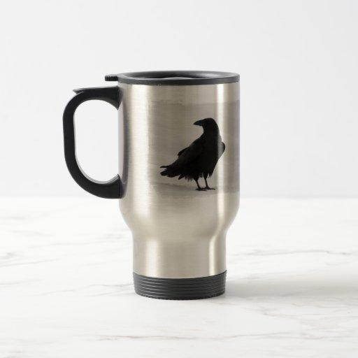 Proud Raven Mug