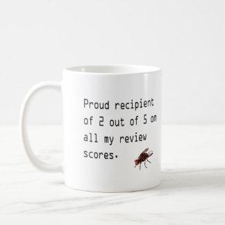 Proud Recipient Coffee Mug