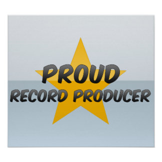 Proud Record Producer Poster