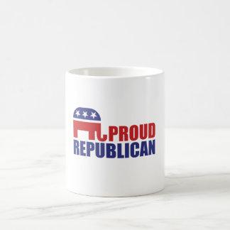 Proud Republican Elephant Coffee Mug