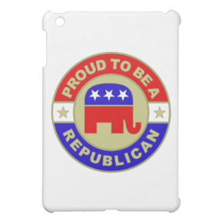 Proud Republican iPad Mini Covers