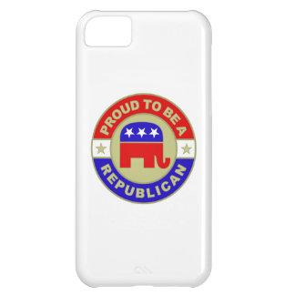 Proud Republican iPhone 5C Cover