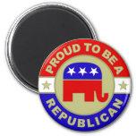Proud Republican Magnet