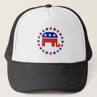 Proud Republican Stars Original Trucker Hat