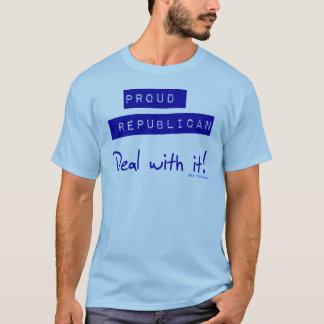 Proud Republican Tee