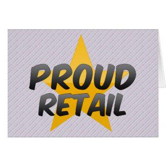 Proud Retail Card
