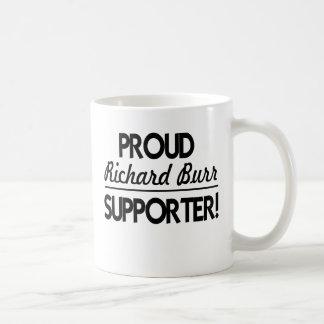 Proud Richard Burr Supporter! Coffee Mug