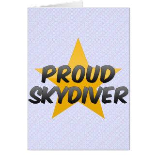 Proud Roadie Card